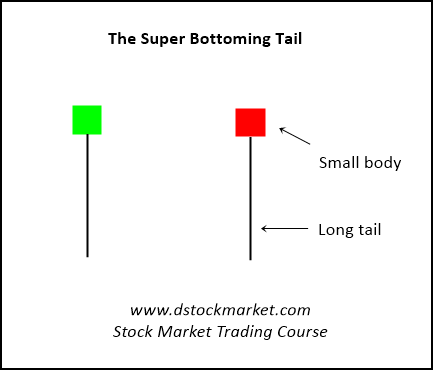 the super bottoming tail