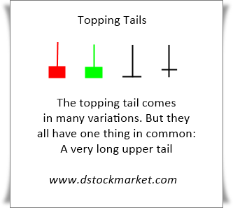 topping tails